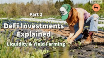 The 7 Levels of Risk — DeFi Investments Explained, Liquidity & Yield Farming