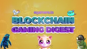 Blockchain Gaming Digest 19/25 October 2020