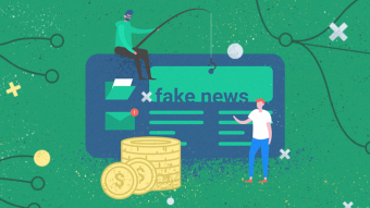 How Blockchain Content Sharing Solutions can Help Filtering Fake News