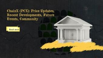 ChainX (PCX): Price Updates, Recent Developments, Future Events, Community