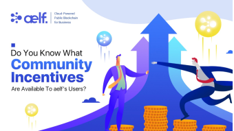 Do you know what incentives are available to aelf's users?