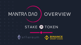 Mantra DAO – A passive income & decentralized finance platform   Stake OM on Ethereum and Binance SC
