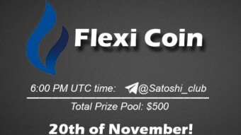 Flexi Coin x Satoshi CLUB AMA Session 20 Nov