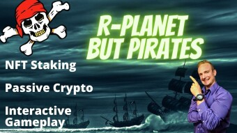 R-Planet NFT Staking----But With PIRATES!!