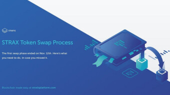 How to make  the swap from Stratis QT wallet to Strax - with video