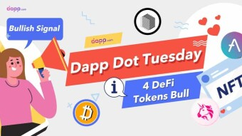 🐂 4 DeFi Tokens Bull Last Week. The On-Chain Data Have Revealed The Bullish Signal Ahead?