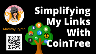 Simplifying my Link LIFE with Cointree + Creating a QR Code