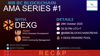 Recap: AMA with MB BC Blockchain Community