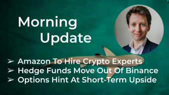 Morning Update—July 26th—Macro and Crypto Markets