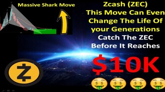 This Move Can Even Change The Life Of your Generations Catch The Zcash (ZEC) Before It Reaches $10K