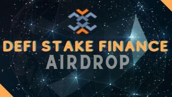 DeFi Stake Finance Airdrop! Reward 2 DSF (~$15) Total Supply 50.000 DSF