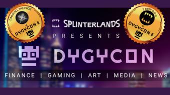 Beat a Splinterlands Pro at DYGYCON, Win a Prize!