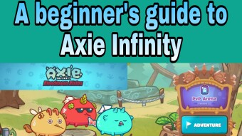 Axie Infinity: A beginners guide, explaining AXS, land use sneak peak and the Scholarship program (Learn how to earn free SLP)