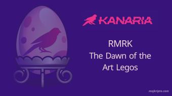 RMRK – The Dawn of the Art Legos