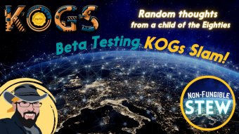 Private Beta Testing KOGs Slam! Thoughts, Tips and Tricks