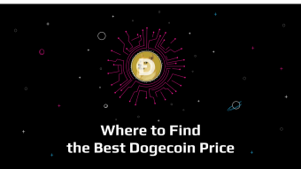 Where to Find the Best Dogecoin Price?