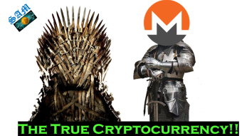MONERO: The True Cryptocurrency!!