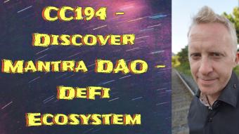 CC194 - Discover Mantra DAO - DeFi Ecosystem