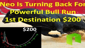 Neo Is Turning Back For Powerful Bull Run | 1st Destination $200