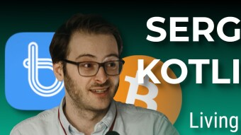 Sergej Kotliar of Bitrefill on Living on Cryptocurrency and Building the Bitcoin Economy