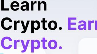 Learn Crypto. Earn Crypto.