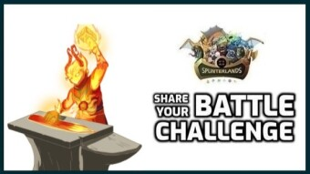 Splinterlands | Flamesmith Challenge
