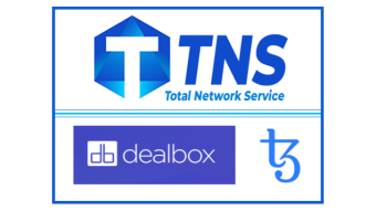 DealBox will launch a $25 mill STO on Tezos for Total Network Service (TNS) this November