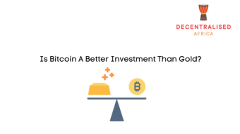 Is Bitcoin A Better Investment Than Gold?