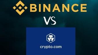 Binance visa card Vs. Crypto.com visa card