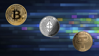 Bitcoin, Ethereum & Tether are leading the Crypto charge