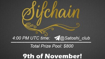 Sifchain x Satoshi Club AMA Recap from 9th of November