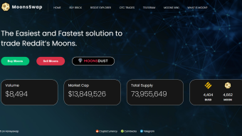 How To Buy Reddit's Moons or Sell Them With MoonsSwap