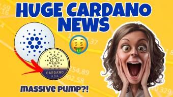CARDANO (ADA) SET TO EXPLODE THIS 2021! HUGE BULLISH UPTREND NEWS