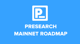 Presearch Mainnet Roadmap