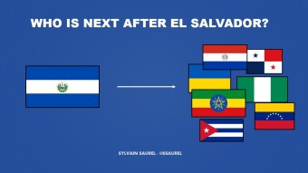 Gradually, Then Suddenly – Which Countries Will Adopt Bitcoin Next After El Salvador?
