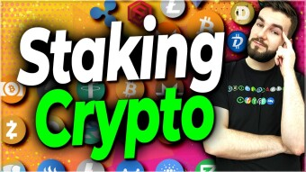 Earn Passive Income From Staking Your Crypto