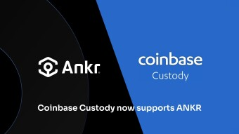 Ankr is on Coinbase Custody!!