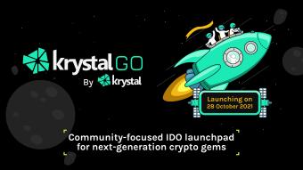 Introducing Krystal's Launchpad, KrystalGO
