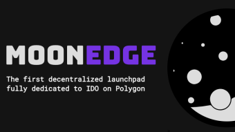 Matic/Polygon 1st Decentralized Exchange Offering (IDO) Launchpad  - Apply for the Launch Whitelist - MoonEdge