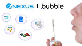 Building DApps with no-code Bubble + Nexus.io plugin
