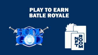 HodlGod! Play-to-earn Battle Royale!