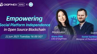 DigiFinex AMA Recap | Empowering Social Platform Independence in Open Source Blockchain