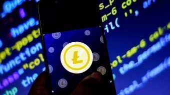 What's going on with Litecoin?