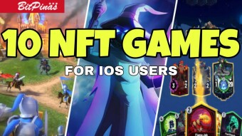 10 PLAY TO EARN NFT GAMES: For iOS Users