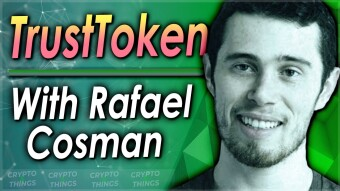 The Future Of Stablecoins – TrustToken With Rafael Cosman