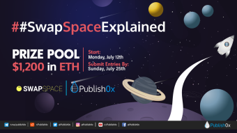 #SwapSpaceExplained Writing Contest and Giveaway - $1,200 in ETH Prize Pool!