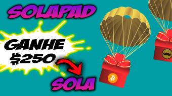 AIRDROP SOLAPAD EARN UP TO $ 250 IN SOLK TOKENS IN SOLANA'S WALLET
