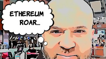 Ethereum Roar…