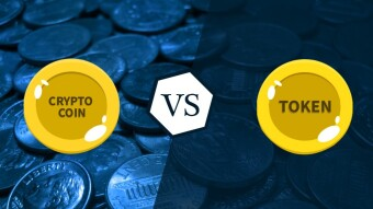 Difference between Coins & Tokens