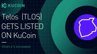 Telos TLOS Is Now On KuCoin - Check What Happened To The Price